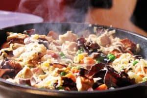 מחבת פסים למגוון בישולים טעימים